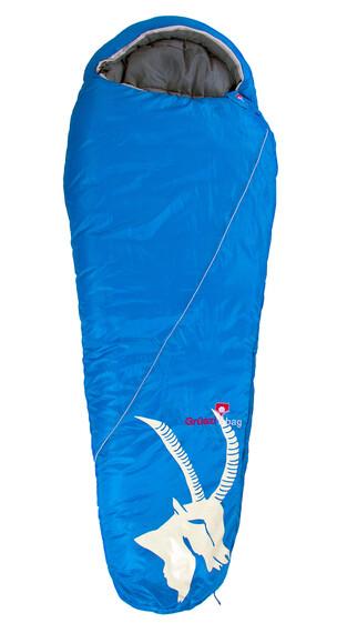 Grüezi-Bag Cloud Slaapzak blauw